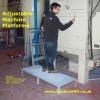 Adjustable Machine Platforms