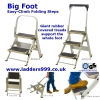 BIGFOOT Alloy Folding Steps