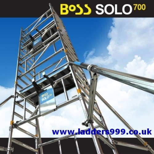 BOSS SOLO 700 Trade Alloy Tower