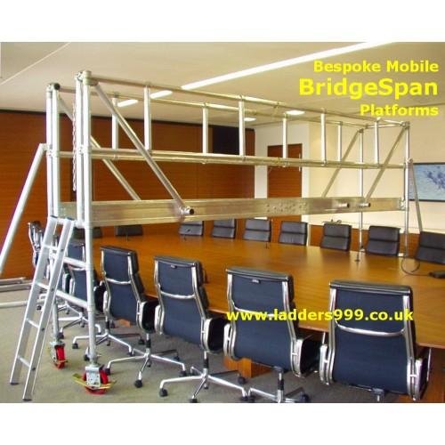 Bespoke Mobile BridgeSpan Platform