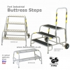 Fort Buttress Steps
