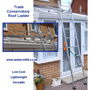 Trade CONSERVATORY Roof Ladder