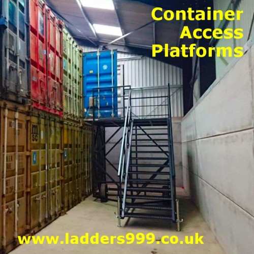 Container Access Platforms