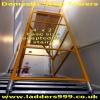 Stairwell Scaffold