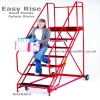 EASY RISE Steel Mobile Safety Stairs