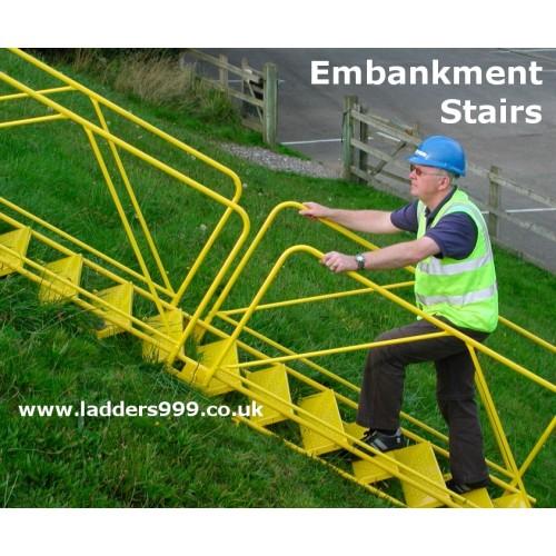 Embankment Stairs