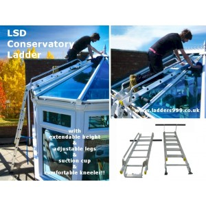 LSD Extending Conservatory Ladder **DISCONTINUED**