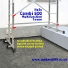 Hailo COMBI 500 Tower -  Multifunction Scaffold Tower