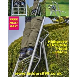 Highgrove Platform Tripod Ladders
