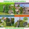 Highgrove Tripod Stepladders