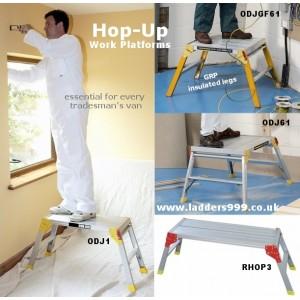 HOP UP Folding Platforms