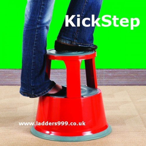 Steel KICKSTEPS - GS Safety Approved