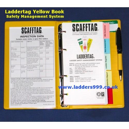 Laddertag Yellow Book