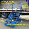 LorryLoada Steel Safety Steps