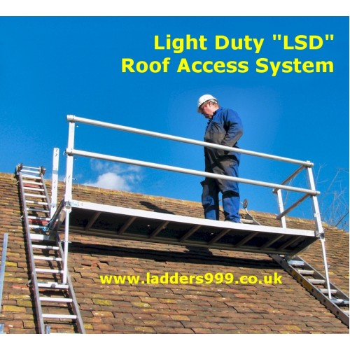 Light Duty LSD Roof Access System **DISCONTINUED**