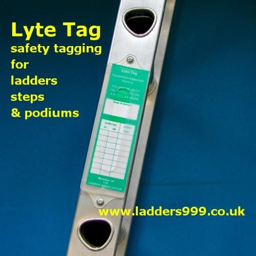 Lyte Safety Tag