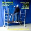 MINIFOLD Low-Level Folding Platform