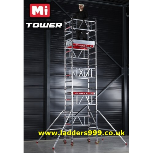 MiTOWER One Man Access Tower