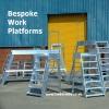 Bespoke Alloy Work Platforms