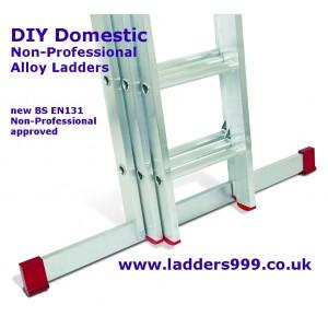 """DIY"" Alloy Ladders - EN131 Non-Professional"