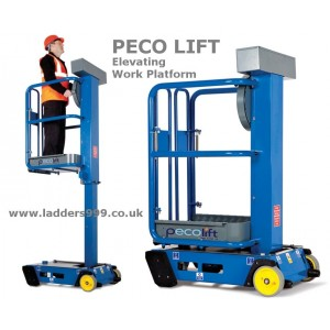 PECO LIFT non-powered elevating platform
