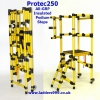 PROTEC250 All-Glassfibre Insulated Podium Steps