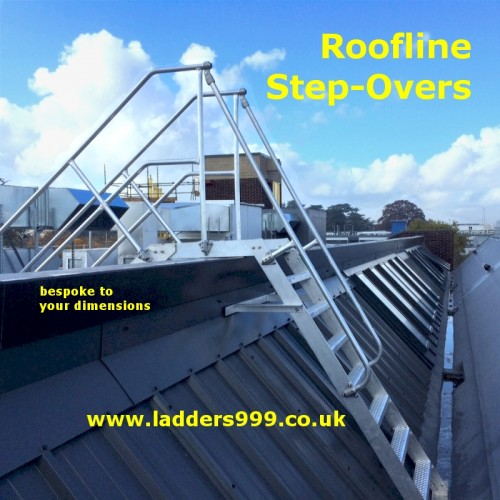 Roofline Step Overs