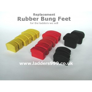 Rubber Bung Feet for Ladders