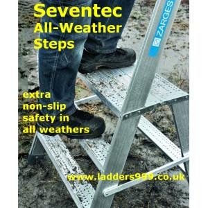 Seventec 500 All-Weather Steps