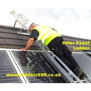 Solar Panel Ladder