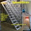 SpeediStair Temporary Staircase