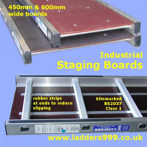 Industrial STAGING BOARDS