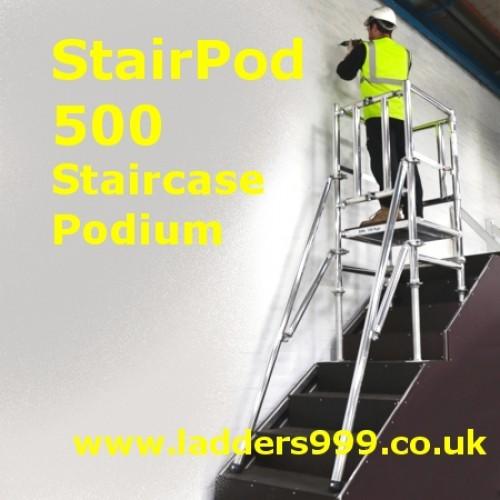 STAIRPOD 500 Staircase Podium
