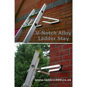 V-Notch Alloy Ladder STAY