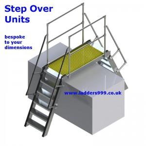 Bespoke Step Over Units
