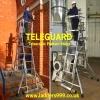 TELEGUARD Alloy Telescopic Podium Steps