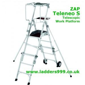 ZAP TELENEO S Work Platform