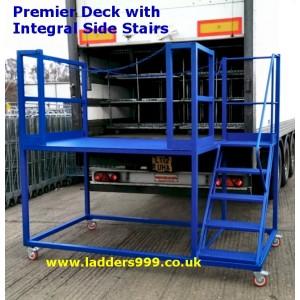 Unloading Safety Decks