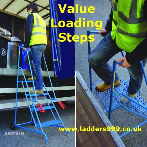 Value Loading Steps