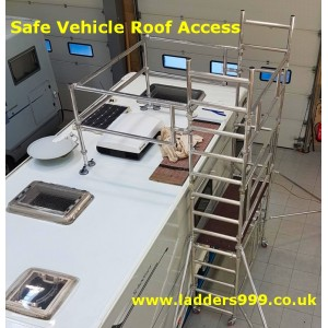 Vehicle Roof Access