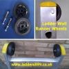 Ladder Wall Wheels