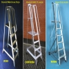 Indust Alloy Warehouse Steps